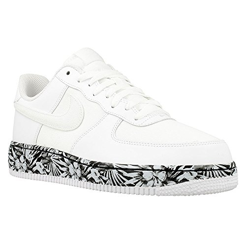 Nike Air Force 1, Chaussures de Sport Homme Blanc