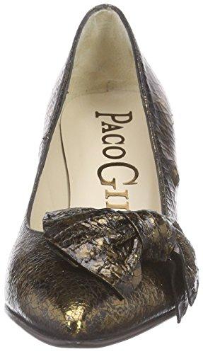 Paco Gil - P2797, Scarpe col tacco Donna Oro (Gold (Bronze))