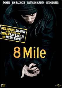 8 Mile [DVD] [2003] [Region 1] [US Import] [NTSC]