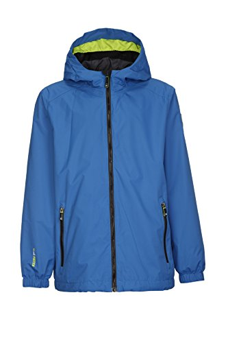 Killtec Jungen Addis Jr Outdoorjacke, Blau, 128