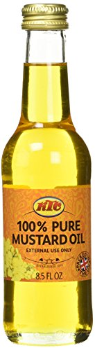 KTC - KTC Pure Mustard Oil - Volume : 250 ml.