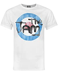 Hommes - Amplified Clothing - The Jam - T-Shirt