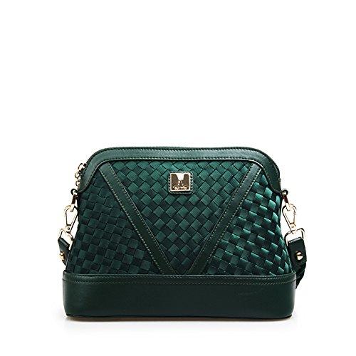 borse moda Ms./Messenger Bag Retro tessuto/borsetta/borsa a tracolla-A C