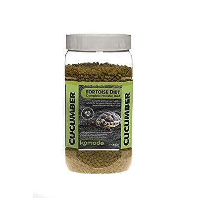 Komodo Tortoise Food - Cucumber Flavour by Komodo
