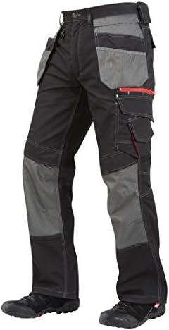 Lee Cooper Workwear, Workwear, Workwear, LCPNT224, Holster Pocket Cargo Pant, 32 L, nero | Il Nuovo Arrivo  | Arte Squisita  1ebf59