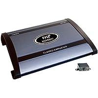 Pyle PLAM3601D 2.0 Coche Alámbrico Negro, Azul - Amplificador de audio (2.0 canales, 3600 W, D, 90 dB, 1500 W, 1000 W)
