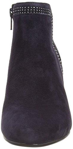 Gabor Parade, Boots femme Bleu (Blue Suede)