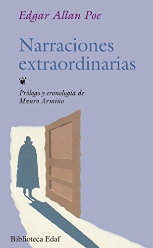 Narraciones Extraordinarias (Biblioteca Edaf)