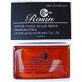 LETO Violin Rosin Square Plastic Box MU1402
