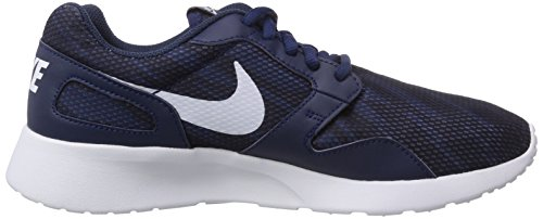 Nike Kaishi Print Herren Laufschuhe Blau (Midnight Navy/White-Obsidian 141)