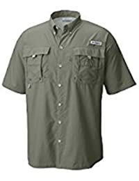 Columbia PFG Bahama II Camisa de Manga Corta para Hombre fb79b85d11d