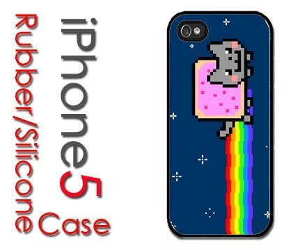 iphone-5c-new-color-model-rubber-silicone-case-nyan-cat-pop-tart