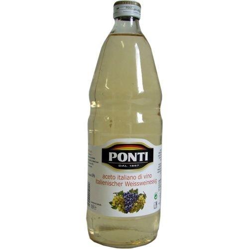 PONTI WEIß-Weinessig 1 l