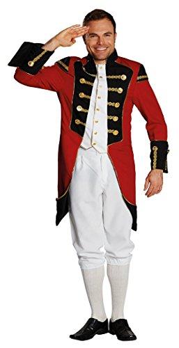Kostüm Garde Offizier