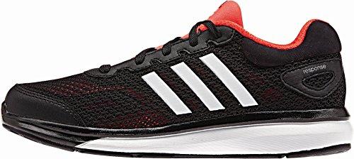 Boys Sport scarpa Response - nero/bianco/rosso