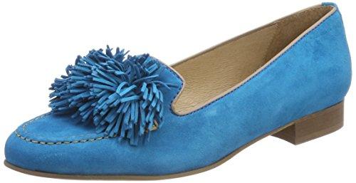 Pinto Di Blu Kiwi, Mocassins Femme Blau (Blue)