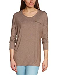 VERO MODA Women Crew Neck Long - regular Sweatshirt