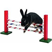 Kerbl Obstacle vertical pour rongeurs 70 x 5 x 35 cm