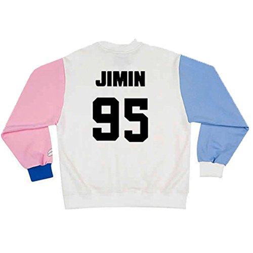 Partiss - Sweat à capuche - Femme JIMIN 95