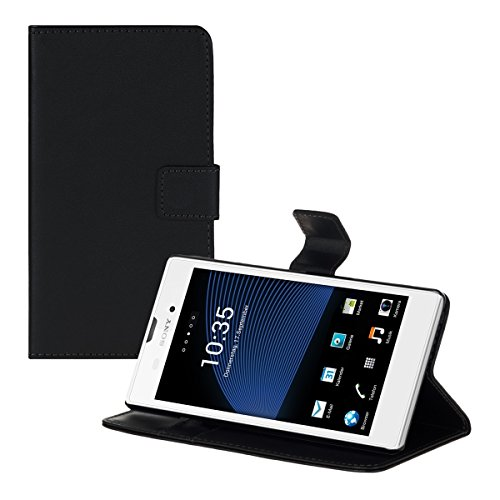 Kwmobile Sony Xperia T3 Style Custodia Portafoglio...