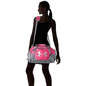 a21a1e690 Under Armour UA Undeniable – Bolsa para viaje de 3.0, color rosa, tamaño 32  L (51x26x24 cm) - Las maletas de viaje