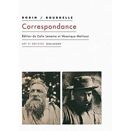 Correspondance: (1893-1912)