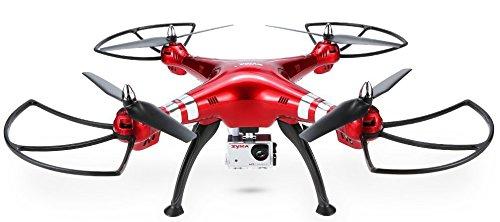 Syma X8HG mit 8.0MP HD Kamera RC Quadrocopter mit Barometer Satz Höhe und Headless Modus