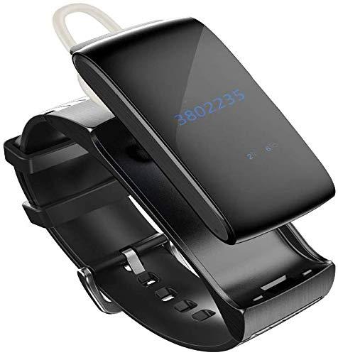 Nfudishpu Fitness Tracker Smart Wear Bracelet Health Monitor Bluetooth Call Watch Adecuado para Caminar, Correr, Bicicleta de montaña, Baloncesto, Danza, etc. 6