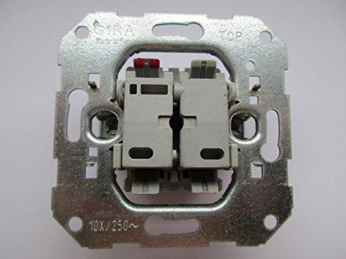 Gira 012500 Tastschalter Serien Einsatz