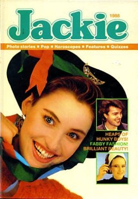 Jackie 1988 Annual