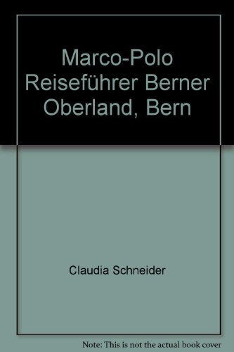 marco-polo-reisefuhrer-berner-oberland-bern