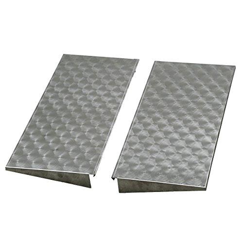 Abstellplatten für 2/3-flammige Geräte