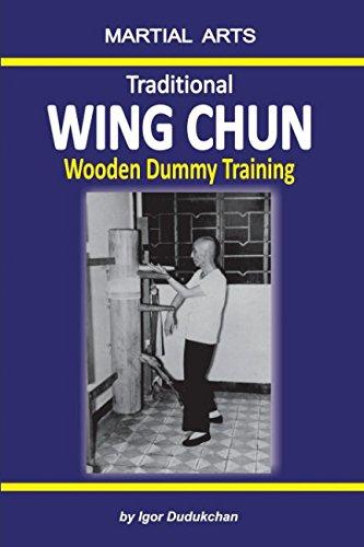 Traditional Wing Chun - Wooden dummy training por Igor Dudukchan