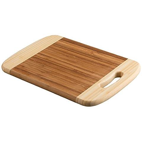 Levivo Planche à découper en bois de bambou
