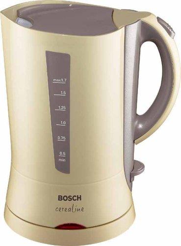 Bosch TWK7007 Wasserkocher Kunststoff 1,7 L  cerea line