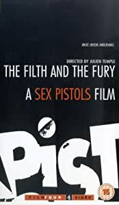 The Filth And The Fury - A Sex Pistols Film [VHS] [2000]