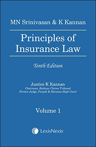 Principles of Insurance Law (Set of 2 Volumes)