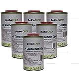 BS24CHEM Artnr.232 3 Kg (6x500gr) Karbid Carbid acetylen Feste Steine Körnung (10-15) Varianten Weitere auswahl (3 KG)