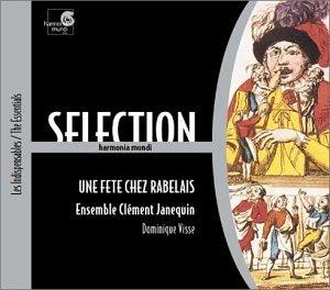 Une fête chez Rabelais - Chansons et pièces instrumentales [Import anglais]