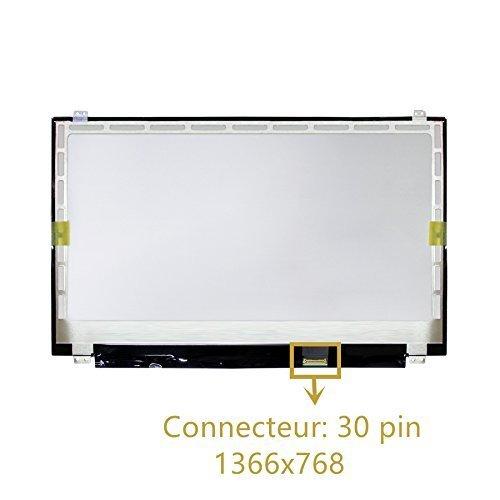 FTDLCD® 15,6 Pouces HD LED Dalle Ecran LCD Panneau pour HP 15-BS009NF BS018NF BS030NF BS074NF