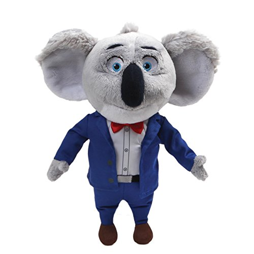 Sing Move Buster Moon Soft Toy