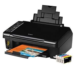 epson stylus sx205 imprimante multifonctions jet d 39 encre. Black Bedroom Furniture Sets. Home Design Ideas