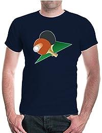 buXsbaum® T-Shirt Table Tennis Racket