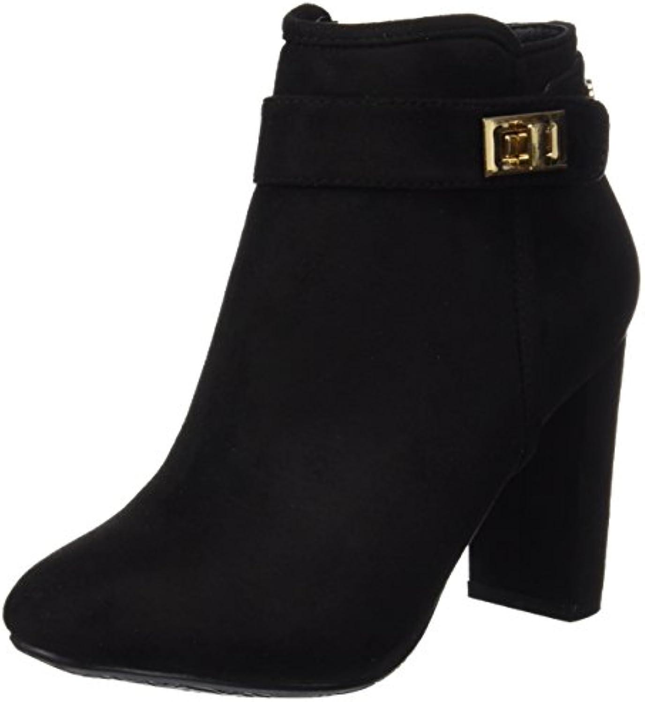 Xti Botin Sra. Antelina 30225, Zapatos De Tacón, Mujer -