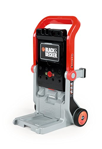 Smoby 500267 - Black und Decker 3-in-1 Multi-Werkbank