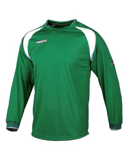 Prostar Dynamo Plus Teamwear Jersey, unisex, Emerald White - Dynamo-fußball-jersey