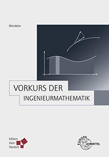 Buchcover: Vorkurs der Ingenieurmathematik