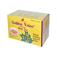 Golden Voice Caffeine free 20 BAG