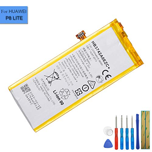 Batería HB3742A0EZC+ Compatible Huawei P8 Lite ALE-CL00