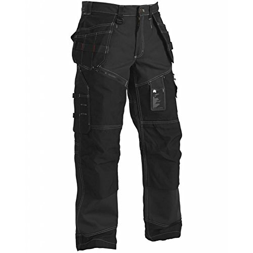 """Blåkläder Workwear Bundhose Handwerker """"X1500"""", 1 Stück, schwarz, 67-15001380-9900-C48"""